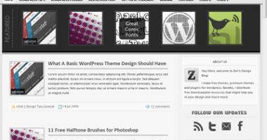 Minism – Free Premium WordPress Magazine Theme