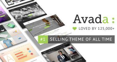 Avada – 响应式多用途WordPress主题中文汉化版[更新至3.8.4]