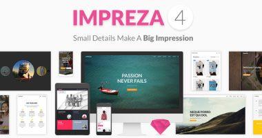 Impreza – 多用途响应式WordPress主题[4.4.1]