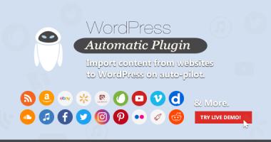 Automatic – WordPress采集插件最新破解版
