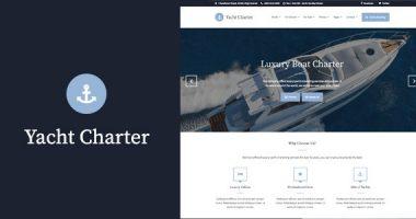 Yacht Charter – WordPress Theme[v1.52]